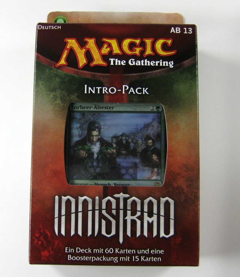 magic innistrad intro pack deutsch w hlt aus liste ebay. Black Bedroom Furniture Sets. Home Design Ideas