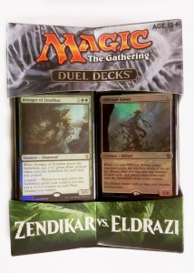 Zendikar vs. Eldrazi Magic the Gathering Duel Decks englisch MtG