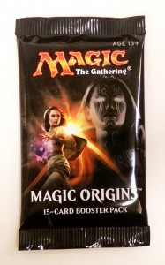 Origins Booster Pack englisch - Magic the Gathering