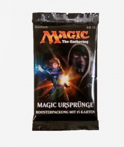 Ursprünge Booster Pack deutsch - Magic the Gathering