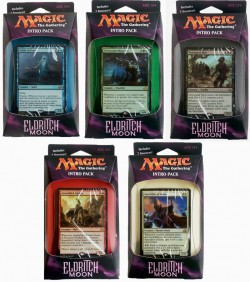 Eldritch Moon Intro Pack - englisch - MtG Deck – Bild 1