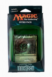 Shadows over Innistrad Intro Pack - englisch - MtG Deck – Bild 4
