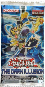 Yu-Gi-Oh ! The Dark Illusion Booster deutsch 1.Auflage