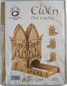 Elven Dice Tower - Q-Workshop