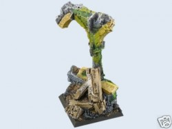 gestaltete Bases : Ruins Bases , Flying 40x40mm (1) #2
