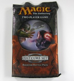 MtG 2-Player Starter 2012 Core Set Battle Pack englisch