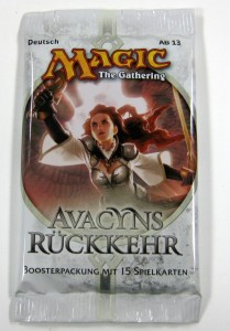 Magic: The Gathering MtG Avacyns Rückkehr Booster dt.