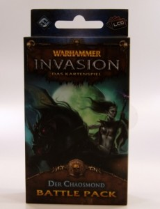 Warhammer Invasion - Der Chaosmond Battle Pack deutsch