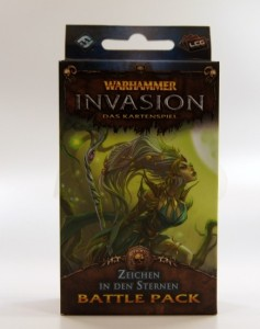Warhammer Invasion - Zeichen in den Sternen Battle Pack