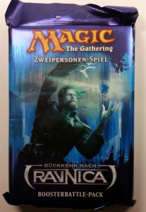 Rückkehr nach Ravnica Booster Battle Pack deutsch MtG Magic