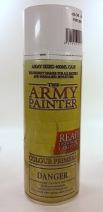 The Army Painter Spray (29,98€ pro l)- Colour Primer Leather Brown