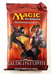 Gildensturm Booster Battle Pack deutsch MtG Magic
